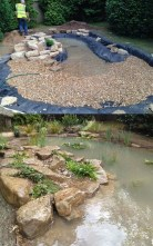 53 cheap landscaping updates that make a splash 42