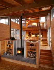 53 extraordinary tiny house design ideas to inspire you #homeideas 43
