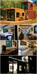 53 extraordinary tiny house design ideas to inspire you #homeideas 5