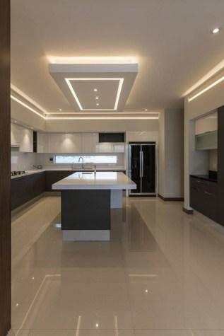 55 eclairage faux plafond cuisine 15