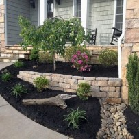 57 Impressive Front Garden Design Ideas To Try In Your Home 20