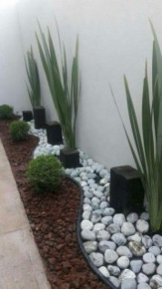 57 Impressive Front Garden Design Ideas To Try In Your Home 28