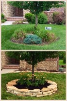 57 Impressive Front Garden Design Ideas To Try In Your Home 45