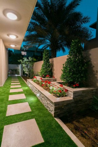 57 Impressive Front Garden Design Ideas To Try In Your Home 51