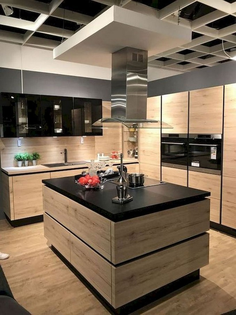 58 Kitchen Island Ideas To Add That Perfect Blend Of Drama Design Hike N Dip 19