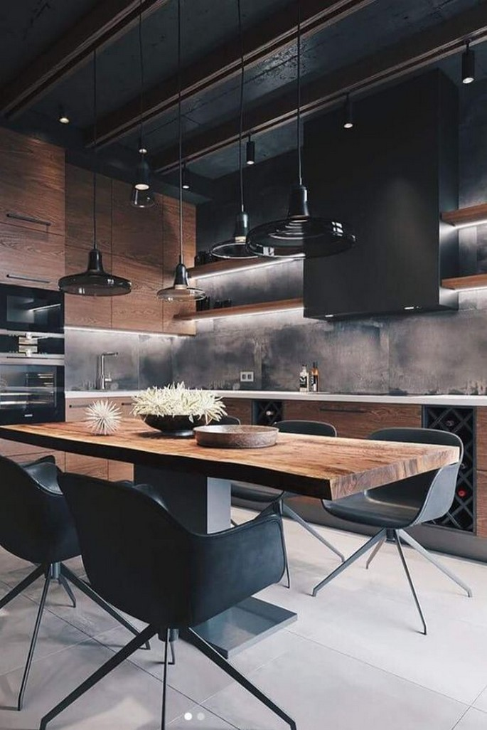 58 Kitchen Island Ideas To Add That Perfect Blend Of Drama Design Hike N Dip 26