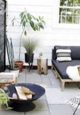 65 creative balcony design ideas with swing chair that more awesome #outdoorspace 18