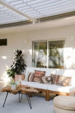 65 creative balcony design ideas with swing chair that more awesome #outdoorspace 41