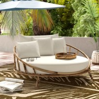 65 creative balcony design ideas with swing chair that more awesome #outdoorspace 57