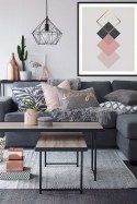 71 Inspiring Living Room Wall Decoration Ideas You Can Try 37