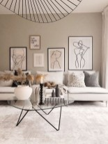 71 Inspiring Living Room Wall Decoration Ideas You Can Try 58