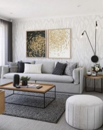 71 Inspiring Living Room Wall Decoration Ideas You Can Try 71