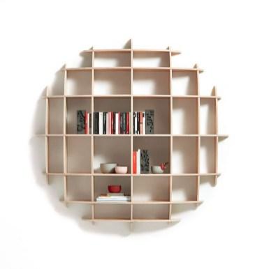 30 Medium Bookshelf Comb In Black 9