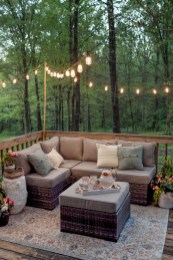 33 Classy Patio Ideas Including Furniture And Lighting 11