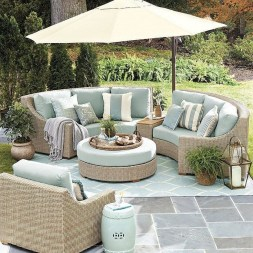 33 Classy Patio Ideas Including Furniture And Lighting 17