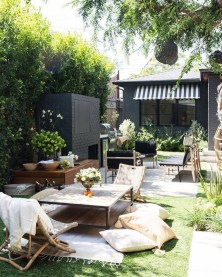 33 Classy Patio Ideas Including Furniture And Lighting 2