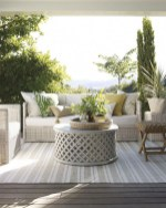 33 Classy Patio Ideas Including Furniture And Lighting 20