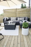 33 Classy Patio Ideas Including Furniture And Lighting 31