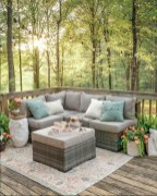 33 Classy Patio Ideas Including Furniture And Lighting 7