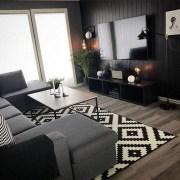 34 Ideas How To Design A Modern Living Room 33