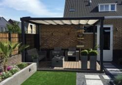 36 Stylish Pergola Ideas For Your Backyard 32
