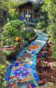 39 Inspired Garden Gates For A Beautiful Backyard 1