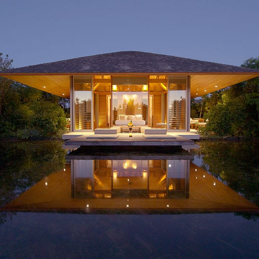 40 Fascinating Pool House Ideas 2