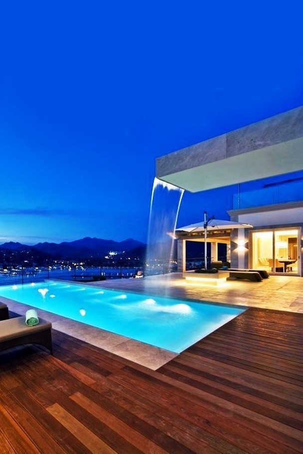 40 Fascinating Pool House Ideas 32