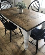 41 Rustic Dining Rooms That Will Make Your Farmhouse Shine 16