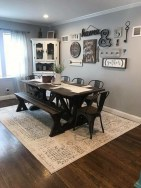 41 Rustic Dining Rooms That Will Make Your Farmhouse Shine 21