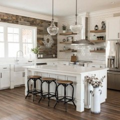 42 Stunning French Country Kitchen Decor Ideas 20