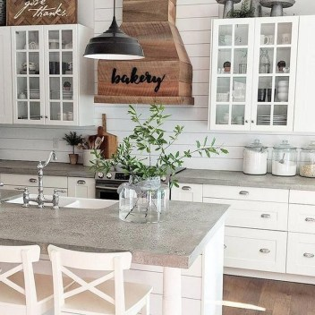 42 Stunning French Country Kitchen Decor Ideas 39