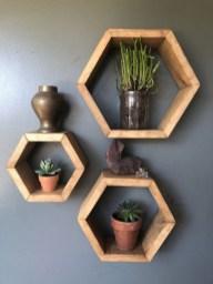 63 malta round wood wall shelf 12