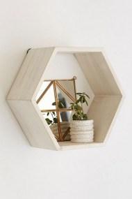 63 malta round wood wall shelf 32