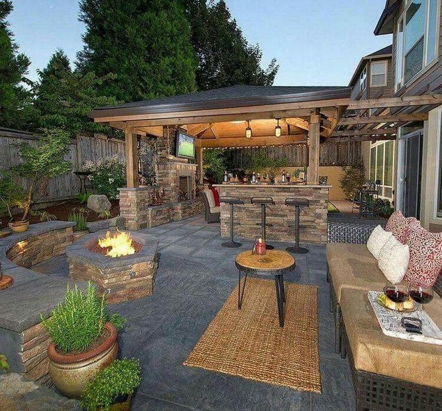 10 Garden Patio Design Home Decor 15