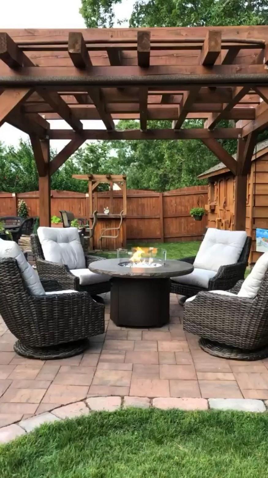 10 Garden Patio Design Home Decor 5