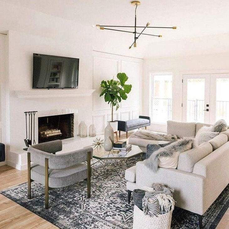 11 Living Room Lighting – Home Decor 37
