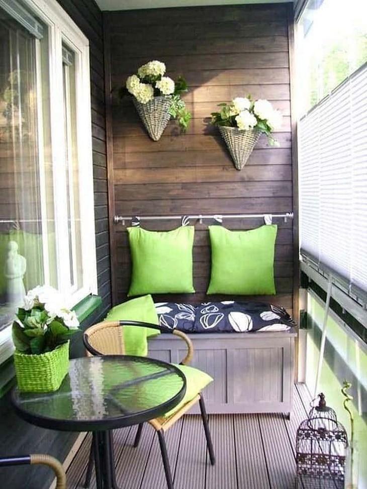 12 Apartment Balcony Ideas – Home Decor 12