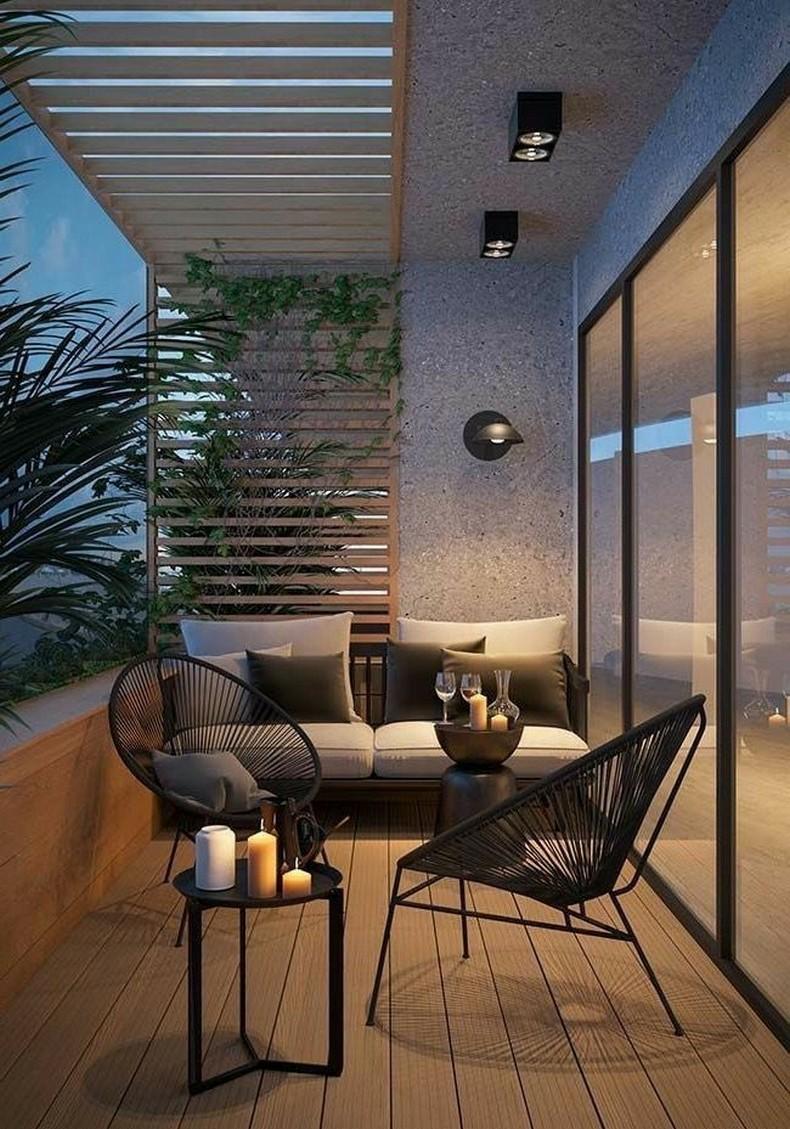 12 Apartment Balcony Ideas – Home Decor 16
