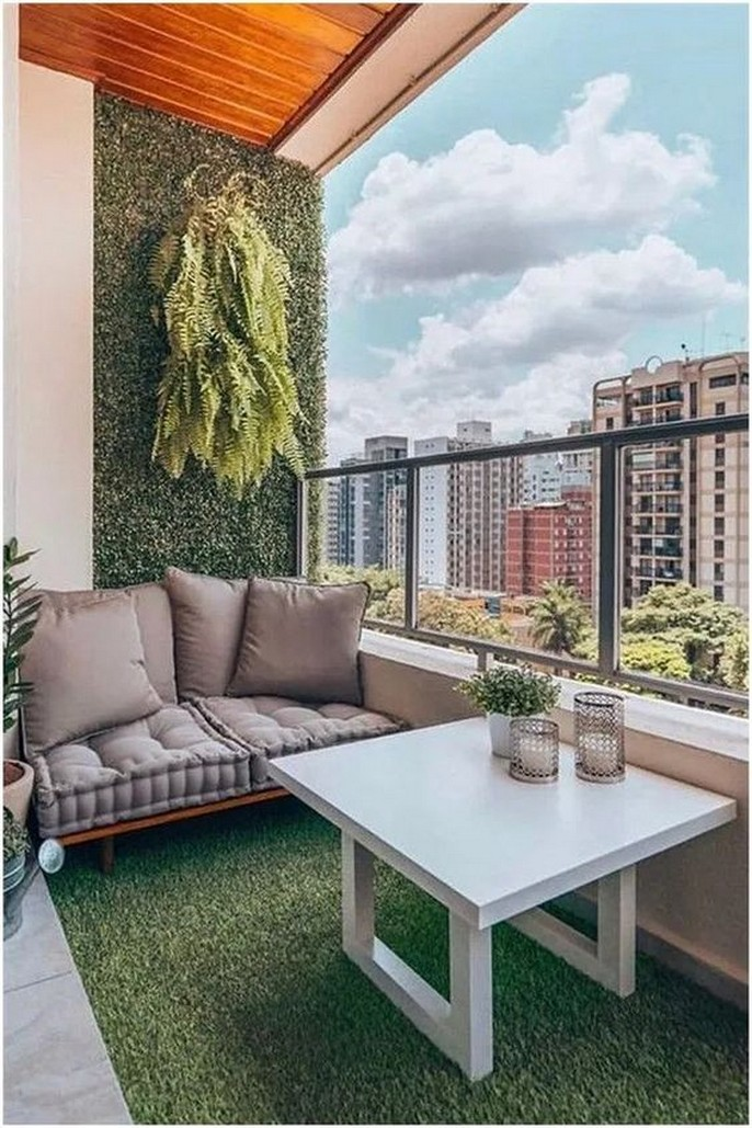 12 Apartment Balcony Ideas – Home Decor 2