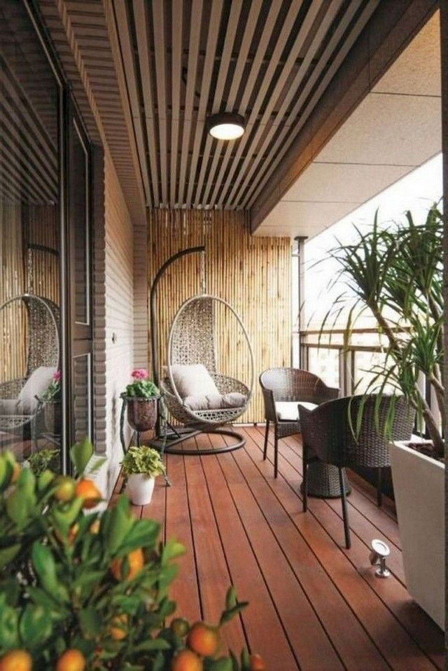 12 Apartment Balcony Ideas – Home Decor 3