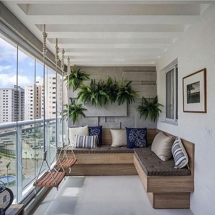 12 Apartment Balcony Ideas – Home Decor 7