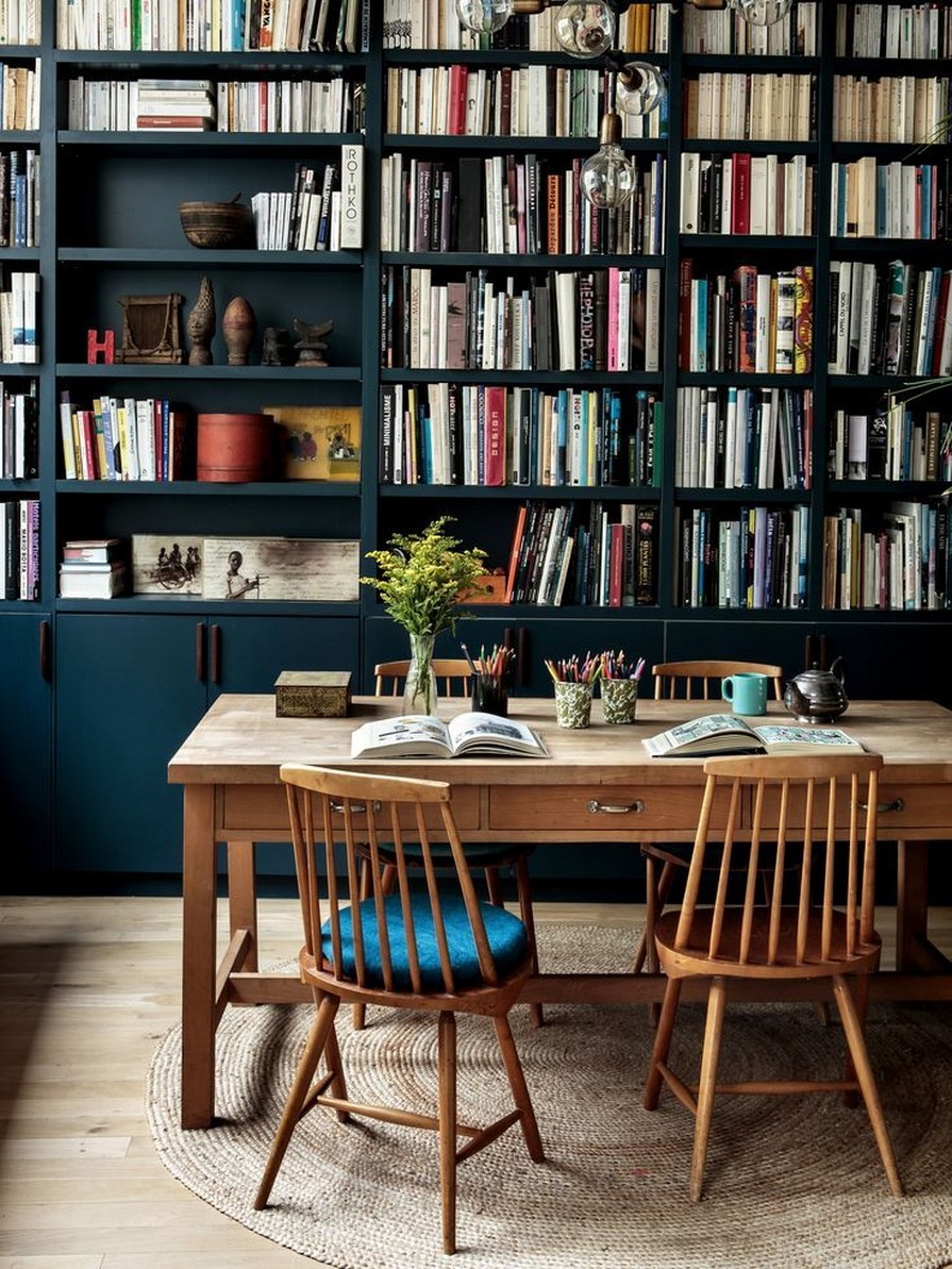 12 Home Library Furniture – Home Decor 75