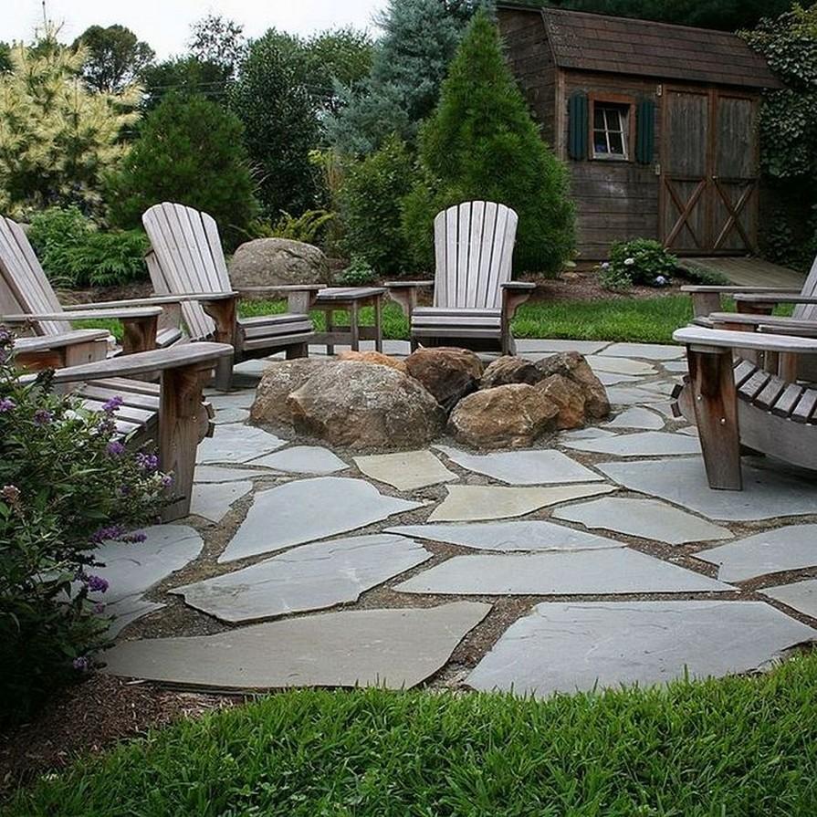 10 Backyard Fire Pits Ideas Home Decor 6