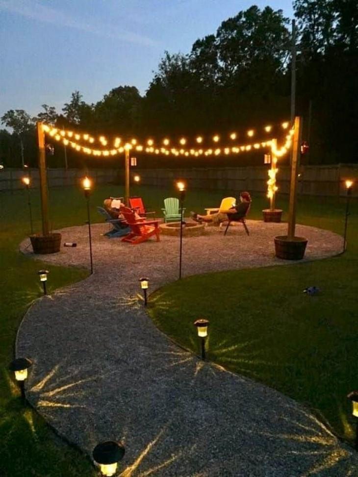 10 Backyard Fire Pits Ideas Home Decor 9