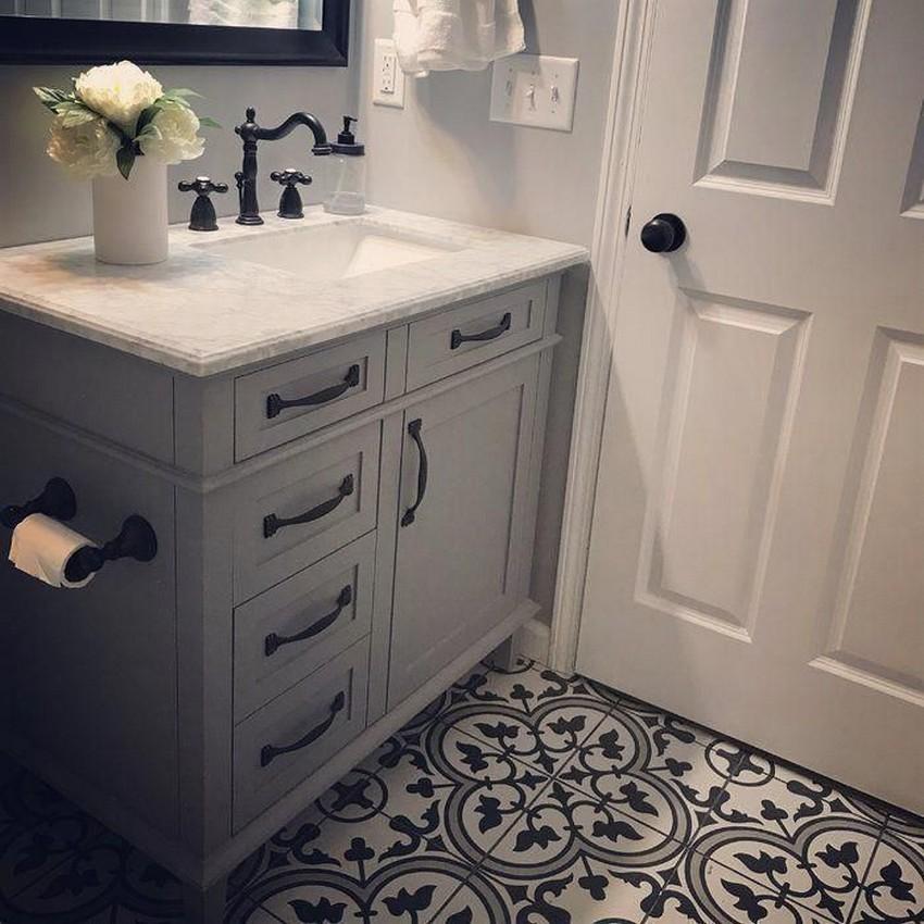 10 Luxurious Bathroom Transformations Home Decor 19