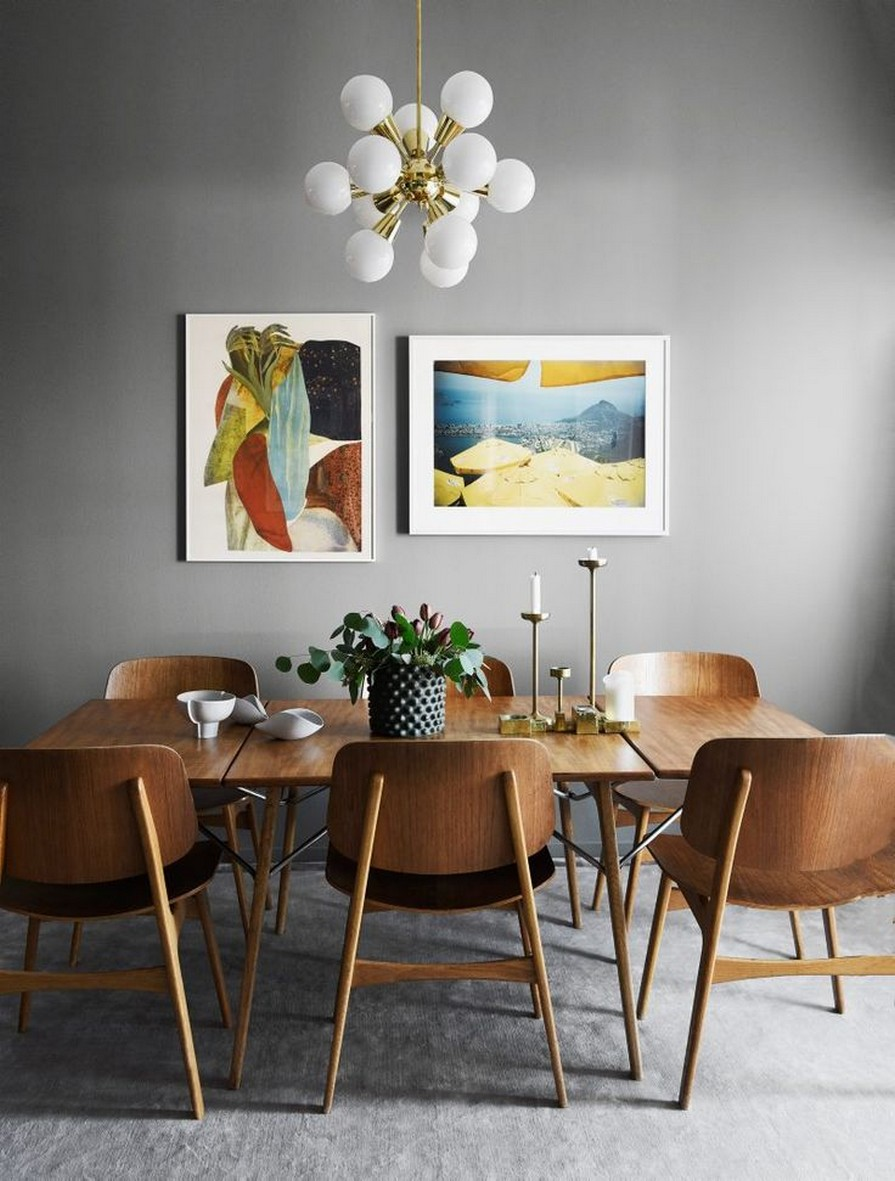 10 Modern Dining Room Table – Home Decor 12