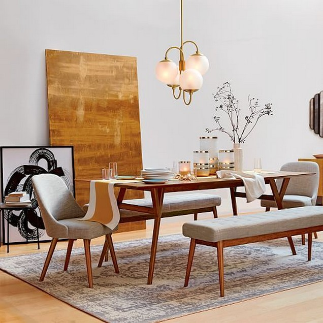10 Modern Dining Room Table – Home Decor 16