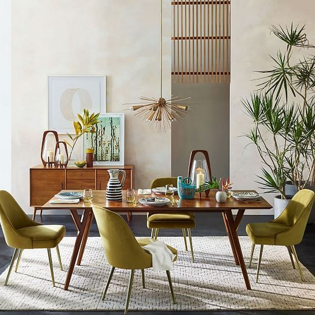 10 Modern Dining Room Table – Home Decor 17