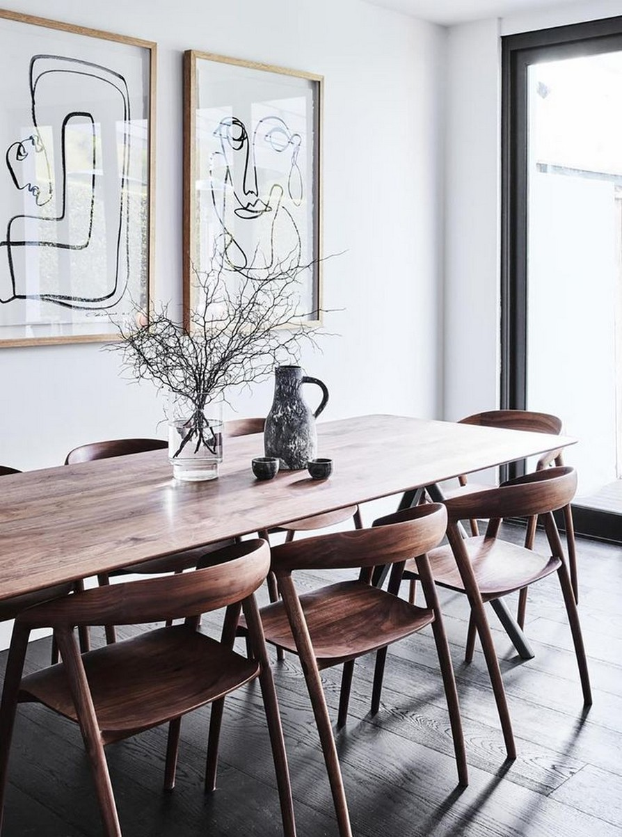 10 Modern Dining Room Table – Home Decor 7